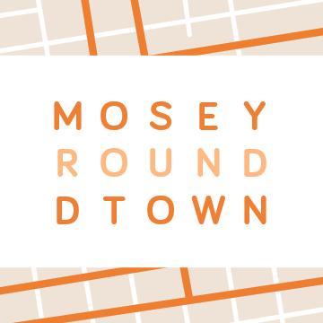 Mosey